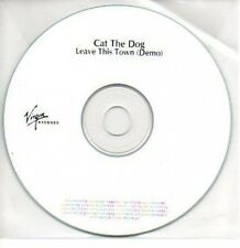 (506H) Cat the Dog, Leave This Town (demo) - DJ CD