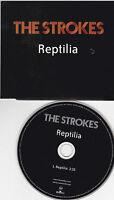 MAXI CD COLLECTOR THE STROKES 1T REPTILIA DE 2003 NEUF