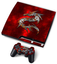 Happybird vinyl skin sticker for playstation PS3 S Slim-G057