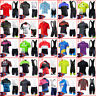 2020 men cycling jersey bib shorts set summer bike outfits bicycle sport uniform