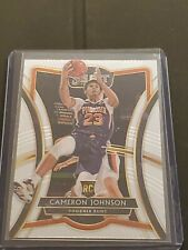 Cameron Johnson 2019-20 Select RC #154