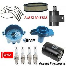Tune Up Kit Filters Cap Spark plugs Wire For CHRYSLER LEBARON  L4; 2.5L 1988