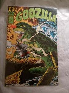 Dark Horse Comics GODZILLA #2 1988 VF NM