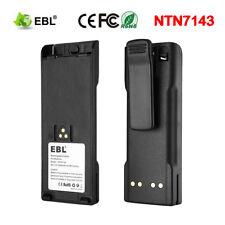 2500mAh NTN7143 Ni-MH Battery Replace for MOTOROLA HT1000 MTS2000 MT2000 Radio