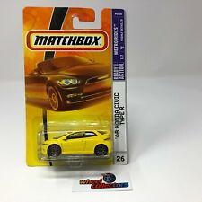 '08 Honda Civic Type R #26 * YELLOW * Matchbox * HA10