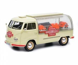 Schuco VW T1a Bus Schwabisch Hall 1:18 450016200