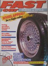 Fast Car magazine June 1987