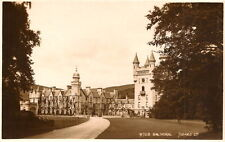 Balmoral, Aberdeenshire (Judges 9703)  used postcard
