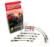 Goodridge Stahlflex Bremsleitung Fiat Coupe 20V Turbo