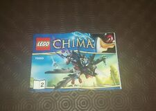 Lego 70000 CHIMA Razcals Glider (Book 2) - INSTRUCTIONS ONLY / NO BRICKS