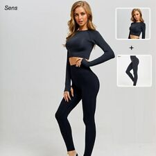 Hot Sale Women Gym Suit Yoga Leggings ropa deportiva mujer Women Sports Yoga