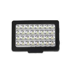 1PCS 32 LED Video Light For Mobile Phone Digital Camera Intergrated Fill Lamp