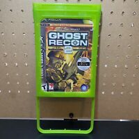 Tom Clancy's Ghost Recon 2 2011 Final Assault XBOX Original Factory Sealed-READ!