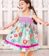 Matilda Jane Heads Up Seven Up Dress sz 12