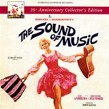 (SOUNDTRACK) THE SOUND OF MUSIC / 35th ANNIVERSARY COLLECTORS EDITION - 2 CD SE