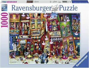 Ravensburger - When Pigs Fly Jigsaw Puzzle (1000 Pieces) RB15275-9