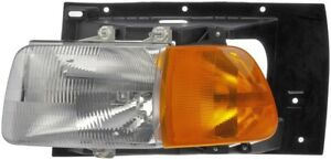 Headlight Assembly Left HD Solutions 888-5302