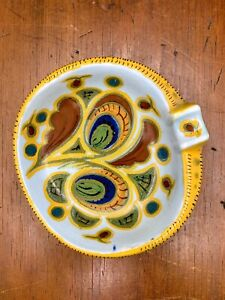Beautiful Gouda Art Nouveau Ashtray vintage