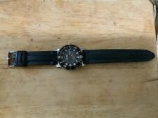 Vector Solar Trail Wrist Watch; No Battery Necessary