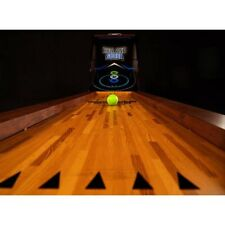 Skeeball Arcade Game With LED Electronic Scorer and Sound Effects 4 Skee Balls