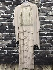 Petites Jessica Howard Mother of the Bride Special Occasion Dress size 10 NWT