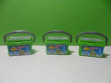 PLAYMOBIL – 3 caisses de rangement pour écurie / Box / 4190 5222 5877 5960