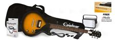 Epiphone PRO-1 Les Paul Junior Pack, Vintage Sunburst