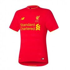 OFFICIAL LIVERPOOL HOME 16/17 JERSEY Size YOUTH LARGE ( 11/12 )