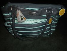 CARTER'S JUST ONE YOU DIAPER BAG....NWT...LARGE