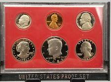 1981 US Mint Proof Set. OGP packaging