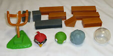 Mattel Games Rovio Angry Birds Space Game Set INCOMPLETE