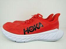 Men'S Hoka One Carbon X 2 size 11.5 !Running Shoes ! Worn Around 30 Miles!