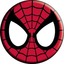 Spiderman Badges/Pin Collectable Character Badges