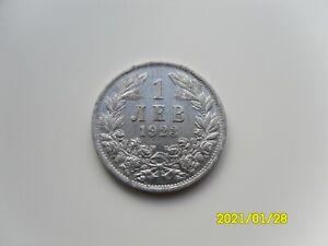 BULGARIA - 1 LEV 1923