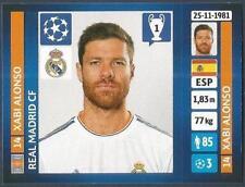 PANINI UEFA CHAMPIONS LEAGUE 2013-14- #086-REAL MADRID-XABI ALONSO