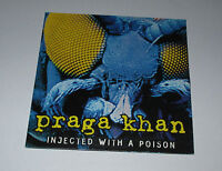 Praga Khan - injected with a poison - cd single 5 titres 1998