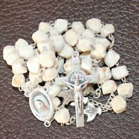 MEDJUGORJE - Rosary Made from Apparation Hill Stones and Shipped Directly from