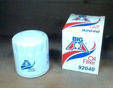 Big A Oil Filter 92040
