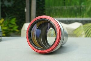SUPER RARE Bausch and Lomb Cinescope Anamorphic Projector Lens Attachment
