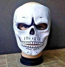 Deluxe Halloween Resin Skull Masks Day of the Dead Cosplay Fancy Dress Spectre