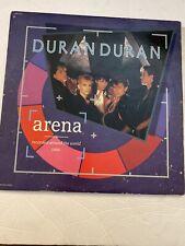 New ListingDuran Duran - Arena Live - Vintage Vinyl Lp - Rock, Pop, classic record