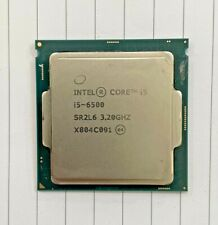 New listing Intel® Core™ i5-6500 3.20Ghz Processor 6M Cache, up to 3.60 Ghz - Sr2L6