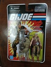 G.I. Joe Subcription FSS Exclusive Desert Trooper & Coyote - Dusty & Sandstorm