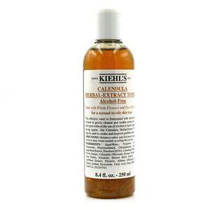 Kiehl's Calendula Herbal Extract Alcohol-Free Toner 8.4 fl. oz READ DESCRIPTION