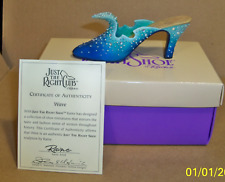 """Just The Right Shoes By Raine, """"The Wave"""",  1999"""