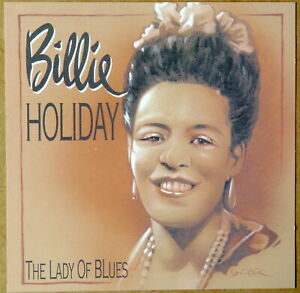 CD - Billie Holiday - The Lady of Blues