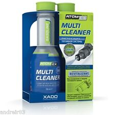 XADO ATOMEX MULTI CLEANER GASOLINE FUEL SYSTEM CLEANER 250 ml with revitalizant
