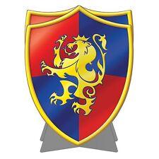 3D Shield Centerpiece Medieval Renaissance