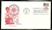 US SC # 1625 Star Flag Coil FDC. Artmaster Cachet.