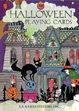Halloween Themed Poker Deck Cards Wiccan Pagan Metaphysical